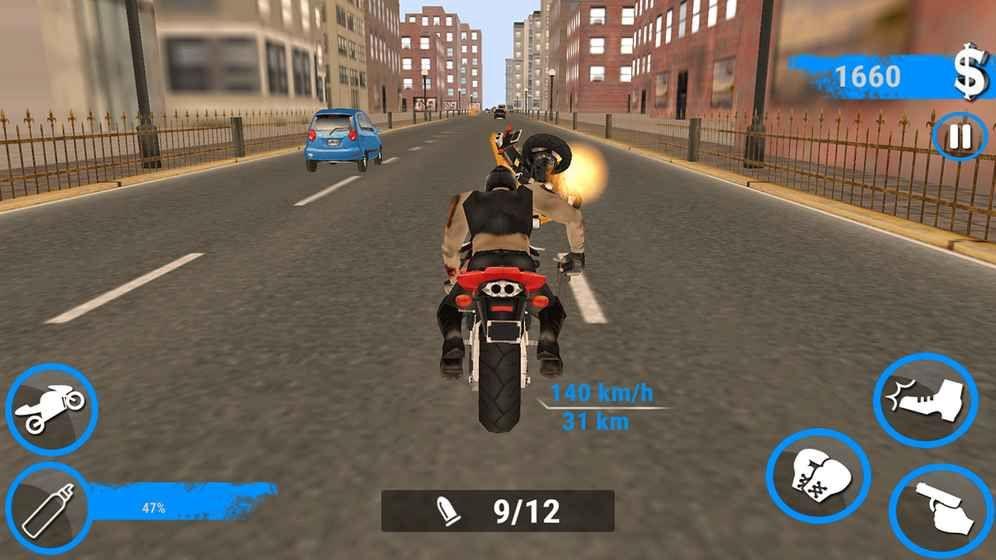 路特技车手3DVR游戏安卓版图2: