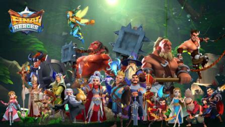 盖世英雄Final Heroes