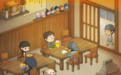 众多回忆的食堂故事游戏图1