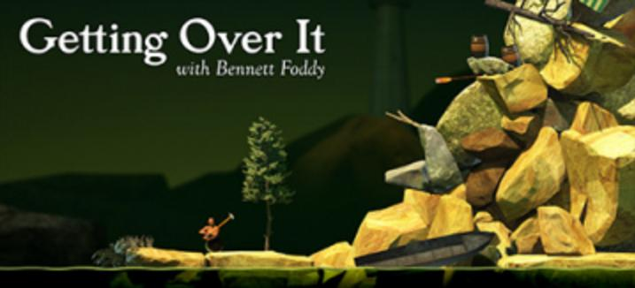 getting over it通关视频 getting over it视频[图]