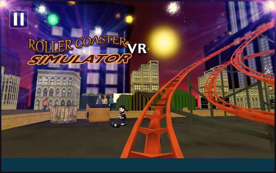 过山车VR模拟器游戏下载安卓版图2: