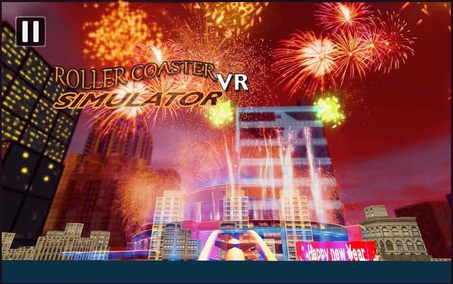 过山车VR模拟器完整高 清破解版图2: