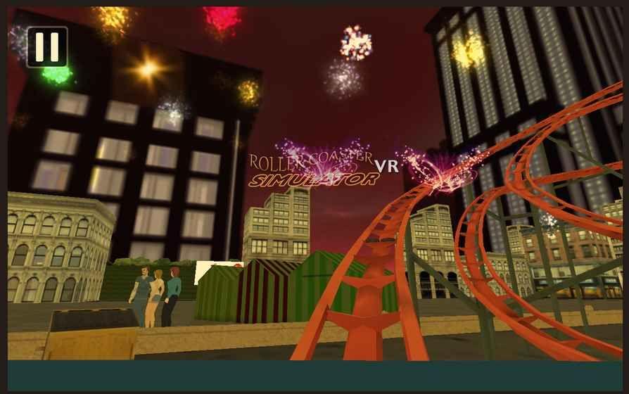 过山车VR模拟器完整高 清破解版图4: