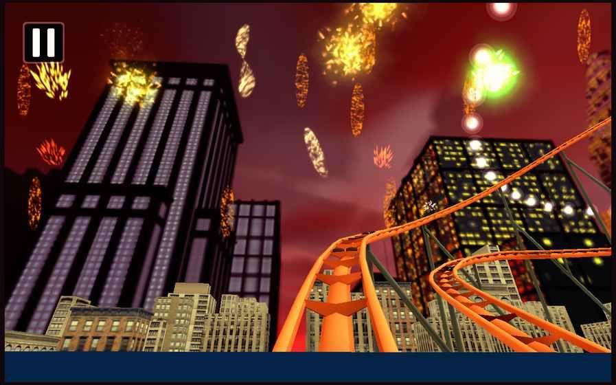 过山车VR模拟器完整高 清破解版图5: