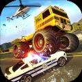 警方追捕怪物车游戏安卓版下载 v1.0