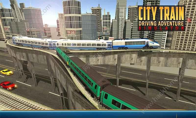 城市列车驾驶模拟器冒险游戏安卓版图2: