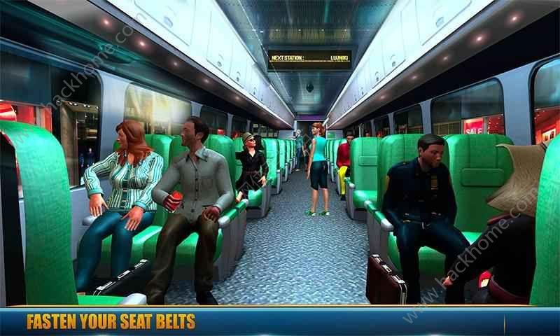 城市列车驾驶模拟器冒险游戏安卓版图4: