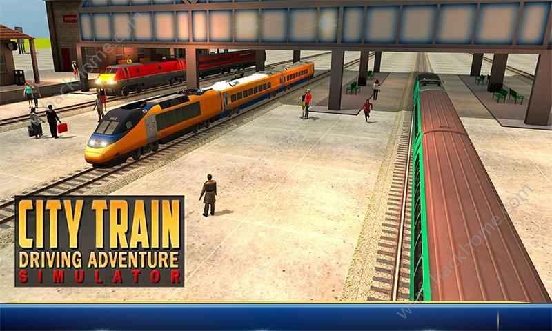 城市列车驾驶模拟器冒险游戏安卓版图6: