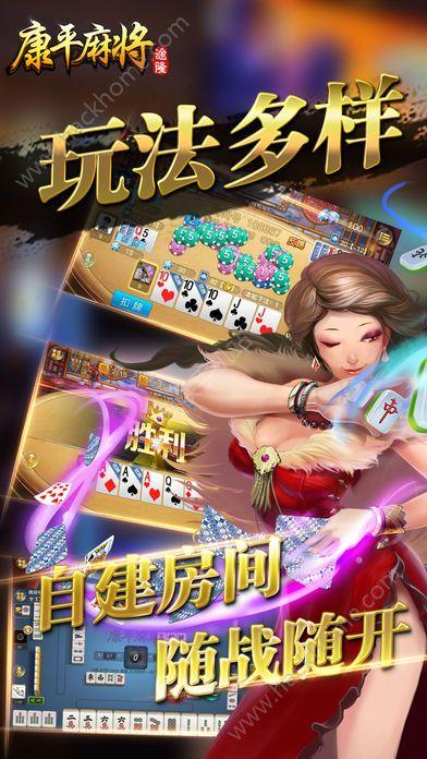 途隆康平麻将安卓版游戏下载图2: