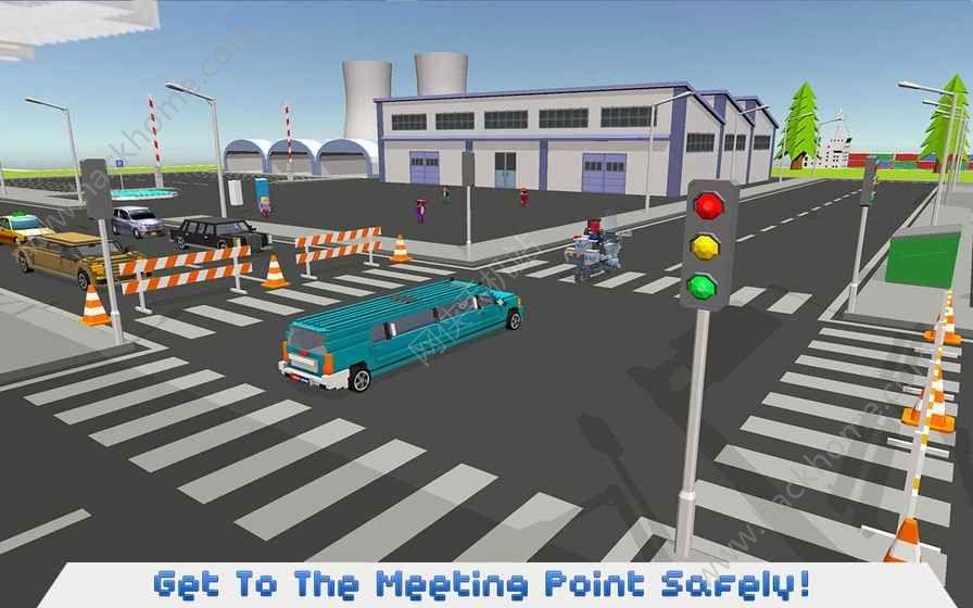块状白宫先生驾驶游戏安卓版图2: