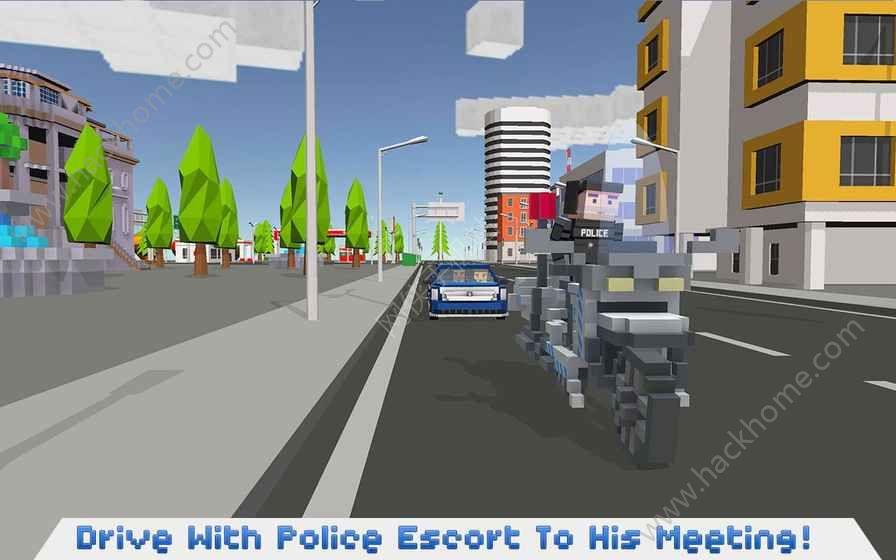 块状白宫先生驾驶游戏安卓版图4: