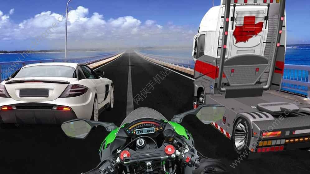 VR交通自行车赛车游戏安卓版图1: