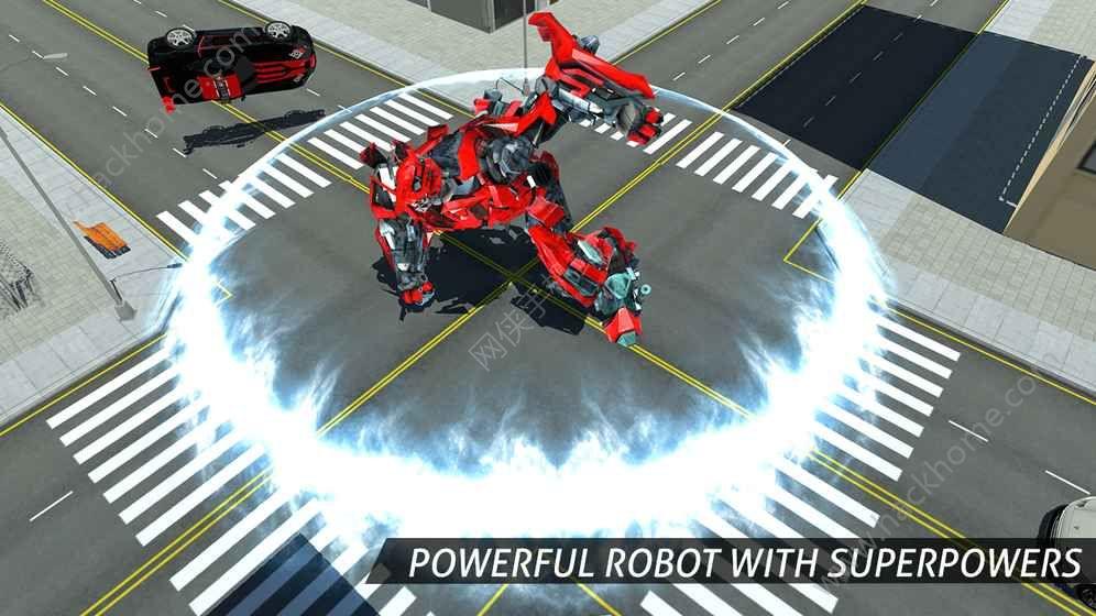 空中机器人游戏下载安卓版图4: