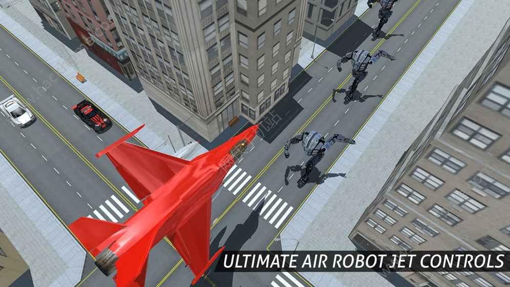 空中机器人游戏下载安卓版图6: