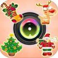 贴纸美化全能相机app官方版ios手机下载 v1.1