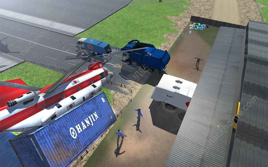 垃圾倾倒卡车司机游戏安卓版图2: