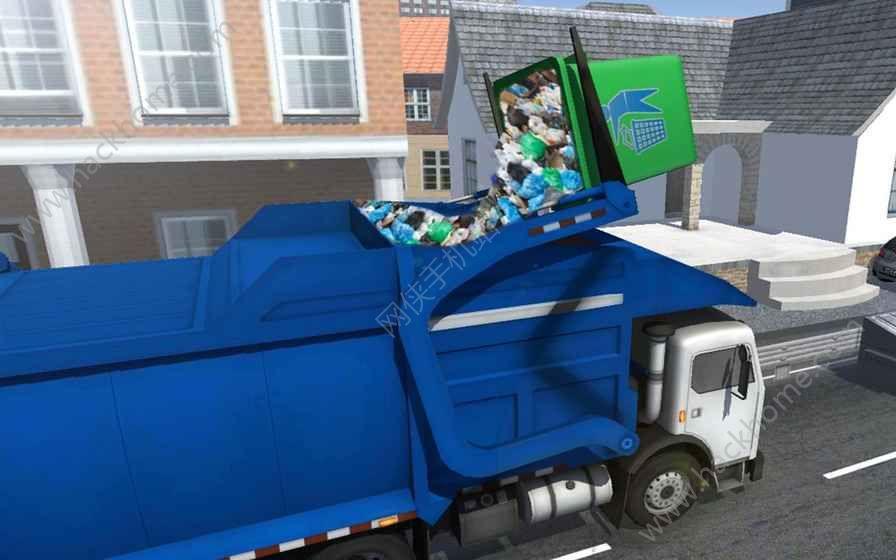 垃圾倾倒卡车司机游戏安卓版图4: