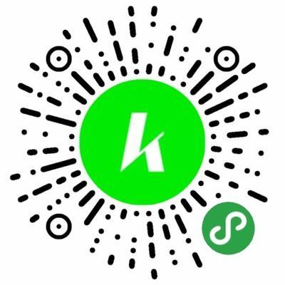 kk点歌小程序二维码