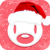 qq头像加圣诞帽