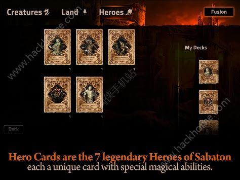 卡牌纲要大发快三彩票汉化中文版(Compendium Of Cards)图5: