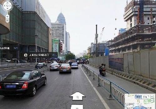 2017-2-17全景地图是百度地图为大家推出的一个街道全景地图哦!图片