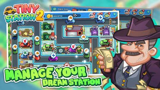 迷你维修站2游戏手机版(Tiny Station 2)图2: