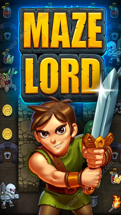 Maze Lord游戏手机版图3: