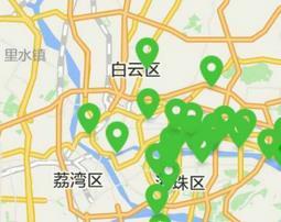 琴棋书画教学地图小程序