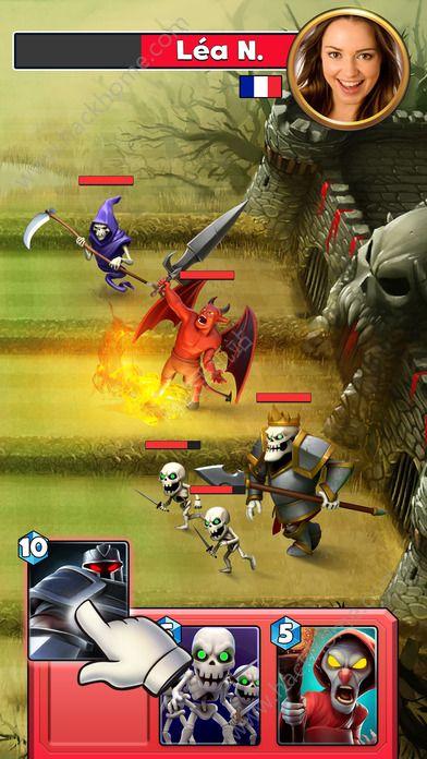 城堡粉碎战游戏手机版图2: