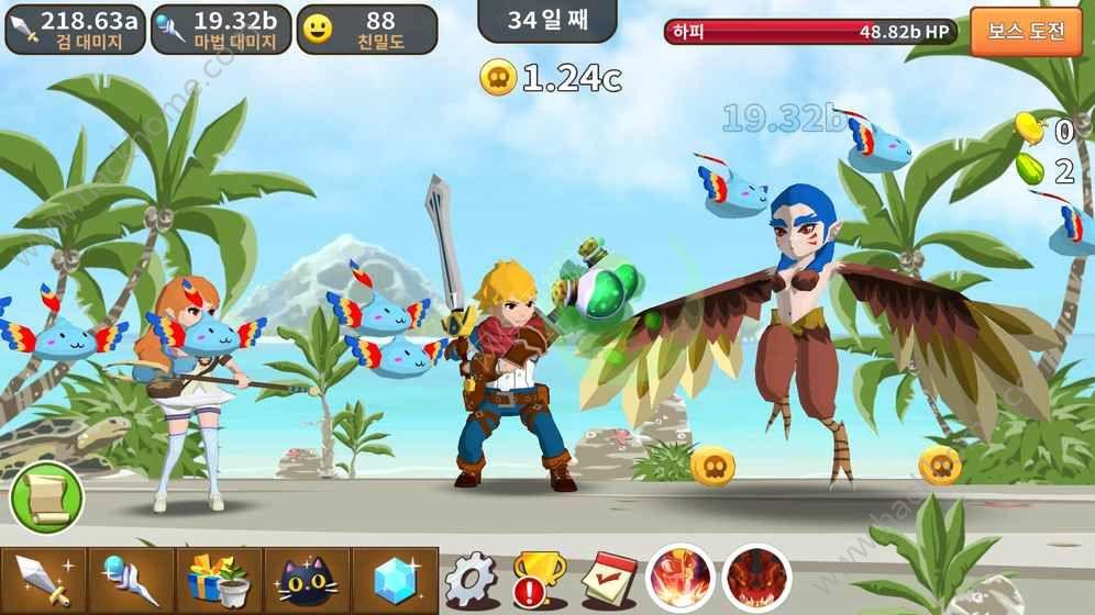 魔界公主魔玲玲游戏官方中文版图1: