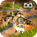 Vr武装直升机战场无限金币中文破解版 v1.0