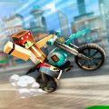 超级3D飞车摩托游戏