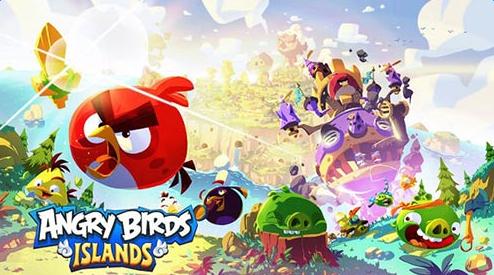 愤怒的小鸟神秘岛什么时候出?游戏将于今年上半年正式推出[多图]