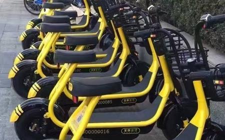 共享电动单车APP