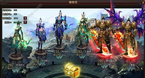 战痕天下手游官方网站最新版图1:
