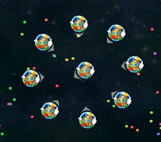 星球大乱斗怎么吐球?星球大乱斗交叉吐球及其他合作技巧[多图]