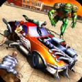 僵尸车粉碎汉化中文版(Zombie car smash derby) v1.0