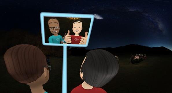 Facebook vr社交软件怎么玩?Facebook Spaces玩法介绍[多图]