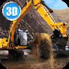 挖掘机模拟器3D中文汉化版下载(Digger Simulator) v1.01