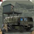 战争支援卡车模拟驾驶中文汉化版下载(Army Truck Simulator 2017) v1.0