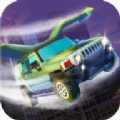 飞行越野车模拟Flying SUV中文汉化版下载 v1.0
