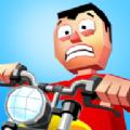 小小骑手失控下山中文汉化版下载(Faily Rider) v2.0