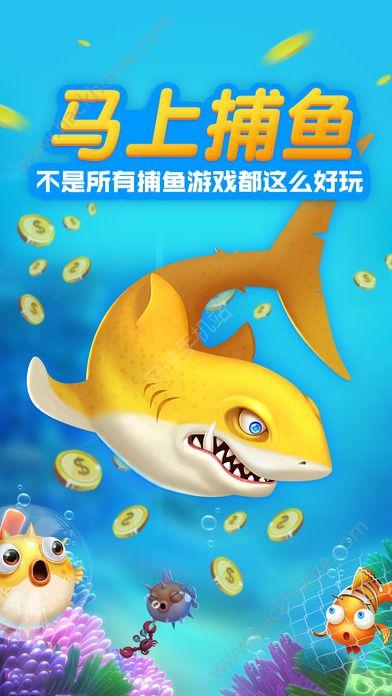 马上捕鱼安卓游戏官网正式版图1: