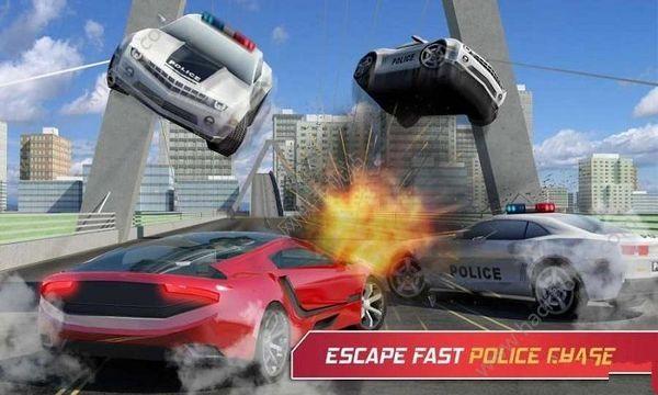 通缉车辆模拟2017无限金币中文破解版(Car Simulator 2017 Wanted )图2: