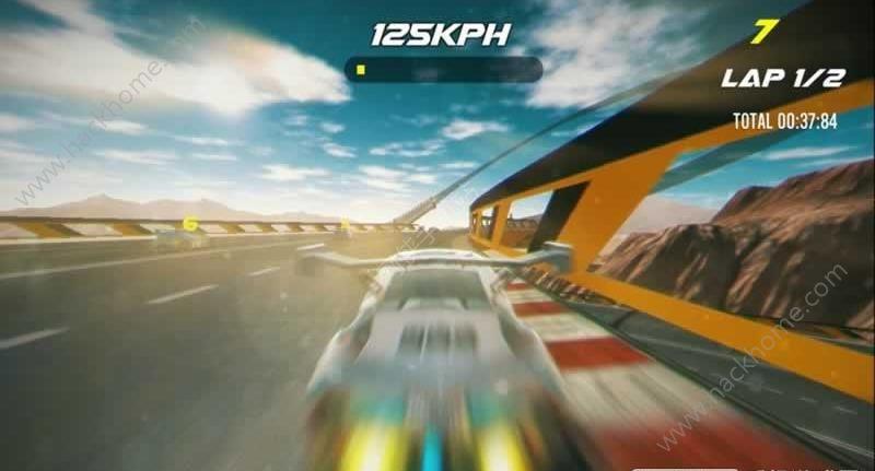 王牌赛车涡轮增压无限金币内购破解版(Ace Racing Turbo)图2: