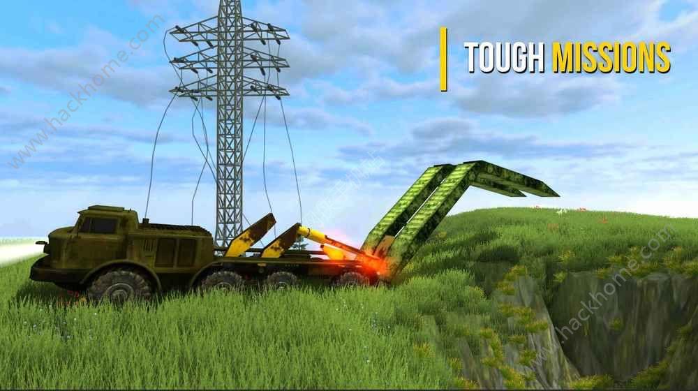卡车模拟器越野3中文汉化版下载(Truck Simulator Offroad 3)图3: