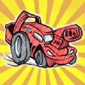 纸上赛车无限金币破解版(Paper Racer online racing) v1.1.37