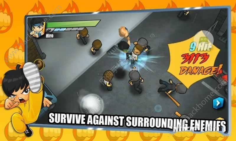 拳击与激情游戏汉化中文版(Fist and Furious)图5: