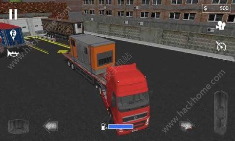 载货卡车模拟游戏安卓版下载(Cargo Transport Simulator)图4: