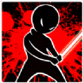 火柴人勇士4无限金币中文破解版(tickman Warriors 4 Online) v1.0